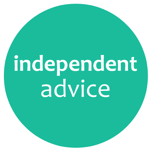 Bubble-independent-advice